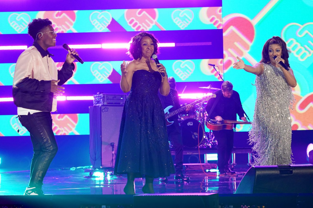 Mickey Guyton Teams Up With Breland and Gladys Knight on CMT Awards