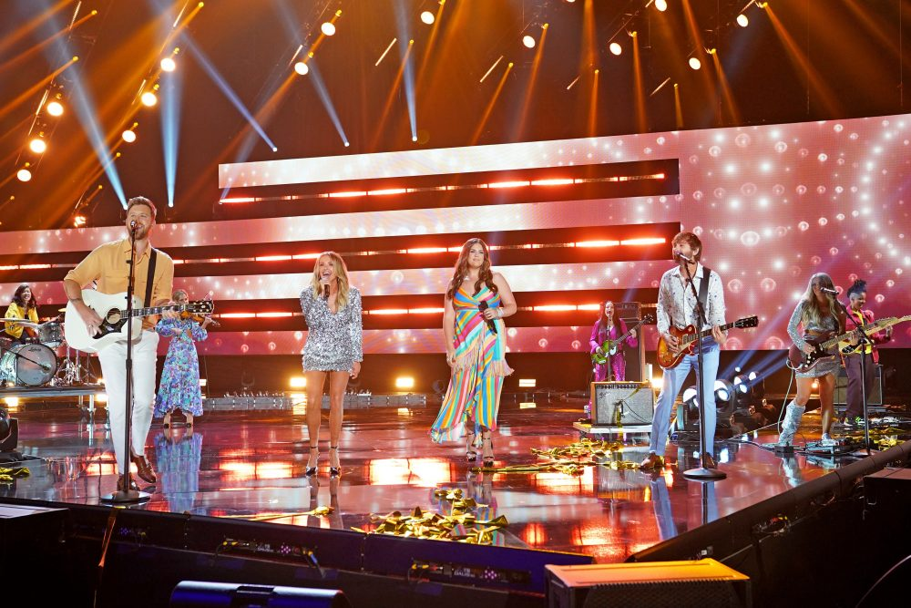 Lady A, Carly Pearce and Lindsay Ell Open the 2021 CMT Music Awards