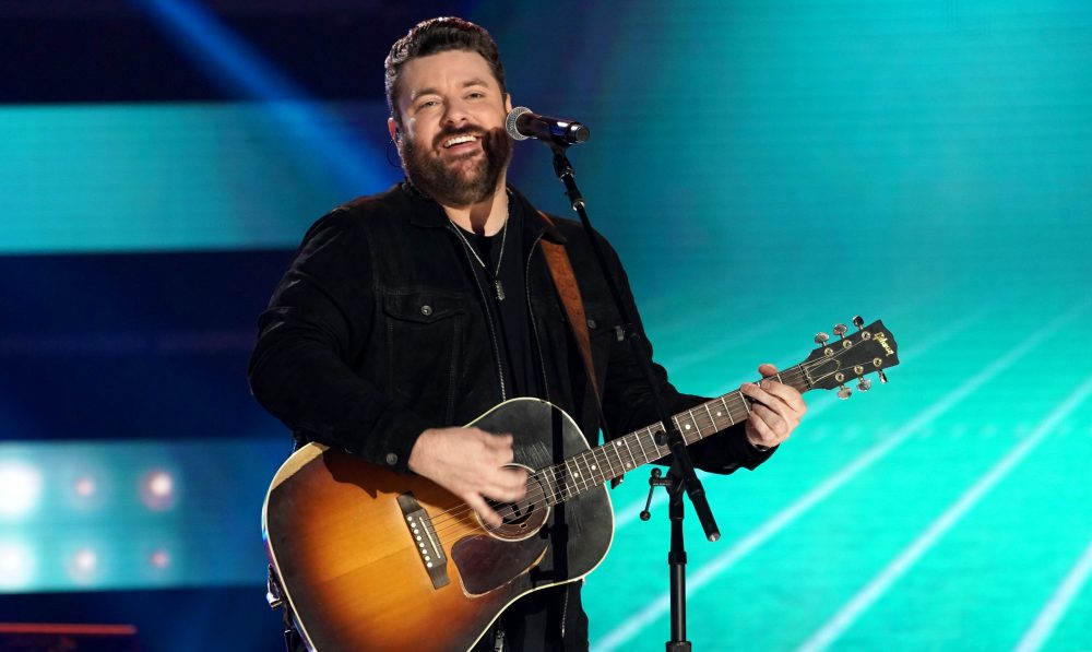 Chris Young Calls 911 in Romantic Slow Jam, 'Rescue Me'