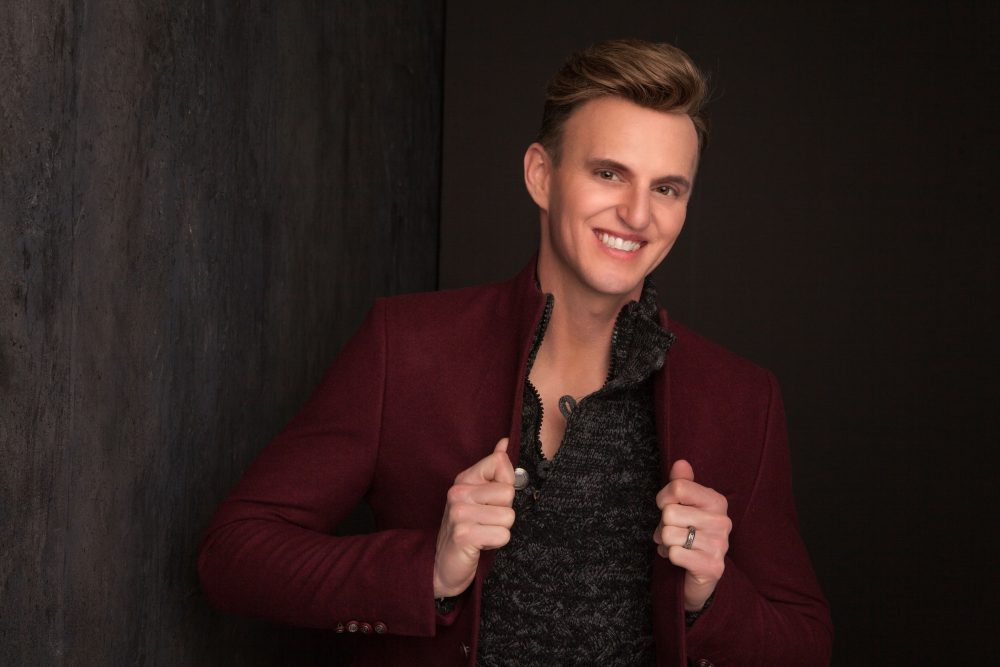 Curtis Braly Encourages Fans to Be Vocal in Support of LGBTQ+ Community