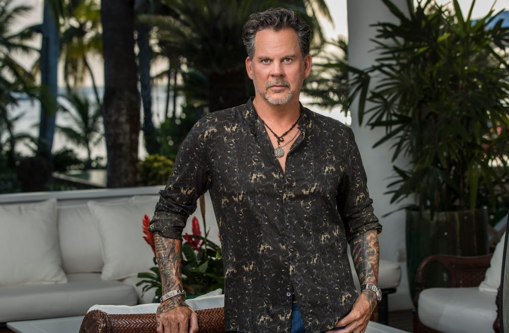 Gary Allan Compiled 'Ruthless' Album From Three Different Projects