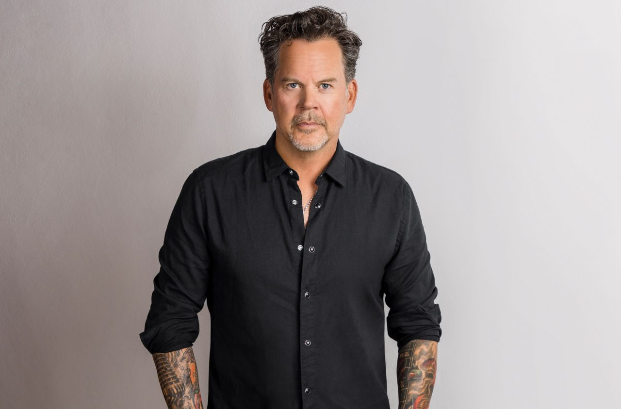Here's The Story Behind Gary Allan's Legendary Bronco Logo