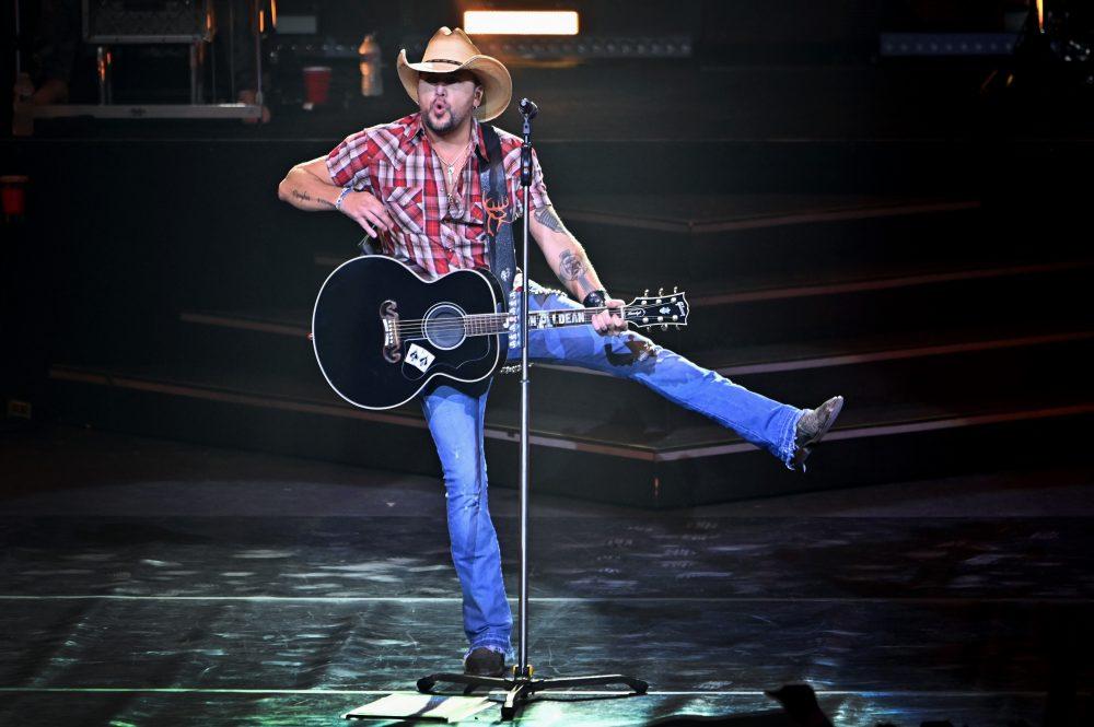 Jason Aldean Plans Three-Night Las Vegas Concert Event