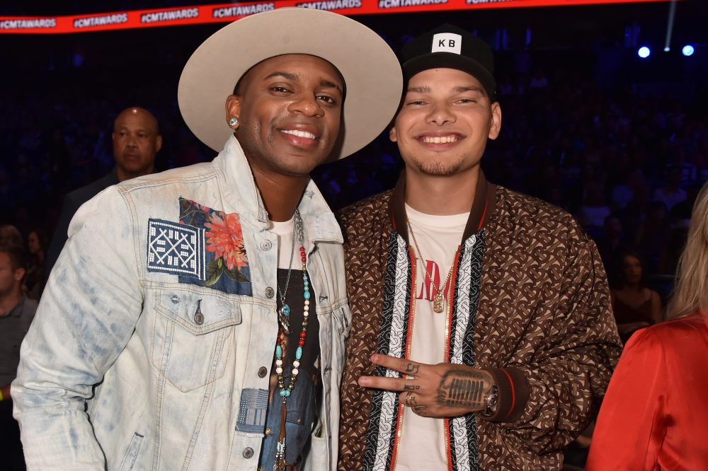 Kane Brown, Jimmie Allen Contribute to Historic Juneteenth Playlist