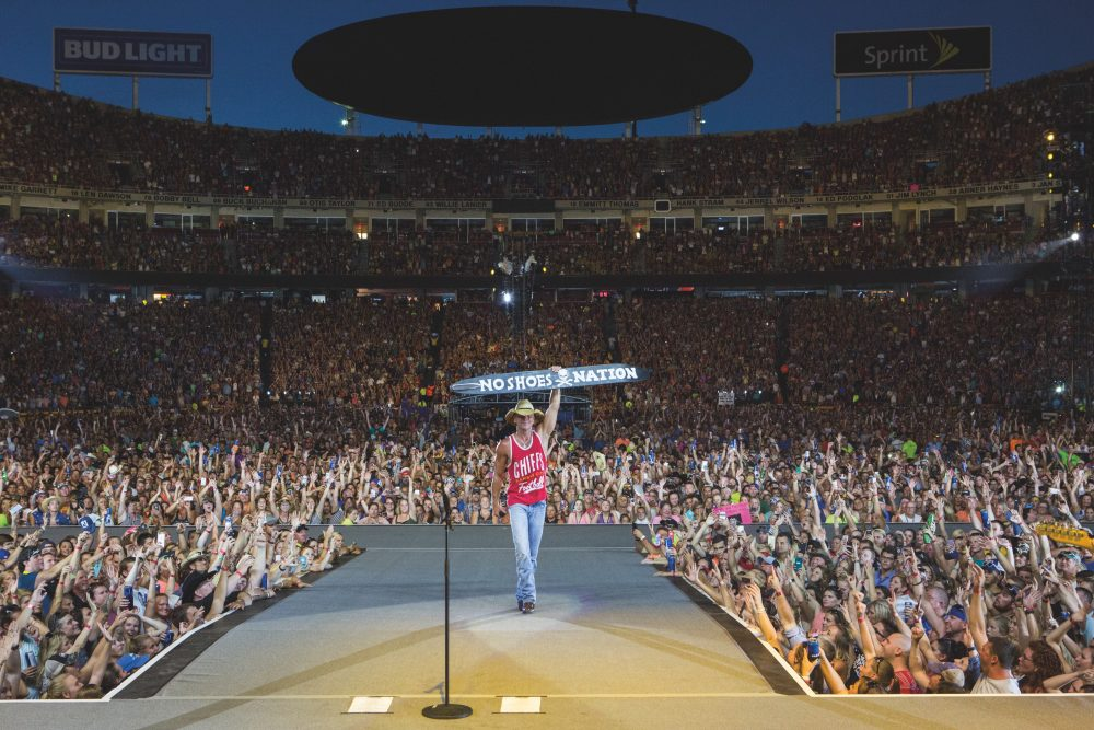 Kenny Chesney Plans Here And Now Stadium Tour for 2022