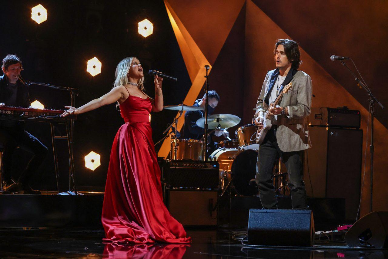 Maren Morris Fulfills Lifelong Dream on John Mayer Video