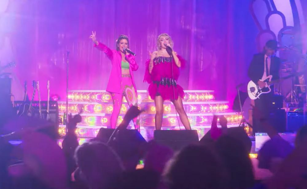 See Maren Morris and Miley Cyrus Cover 'Dancin Queen' for Pride Concert