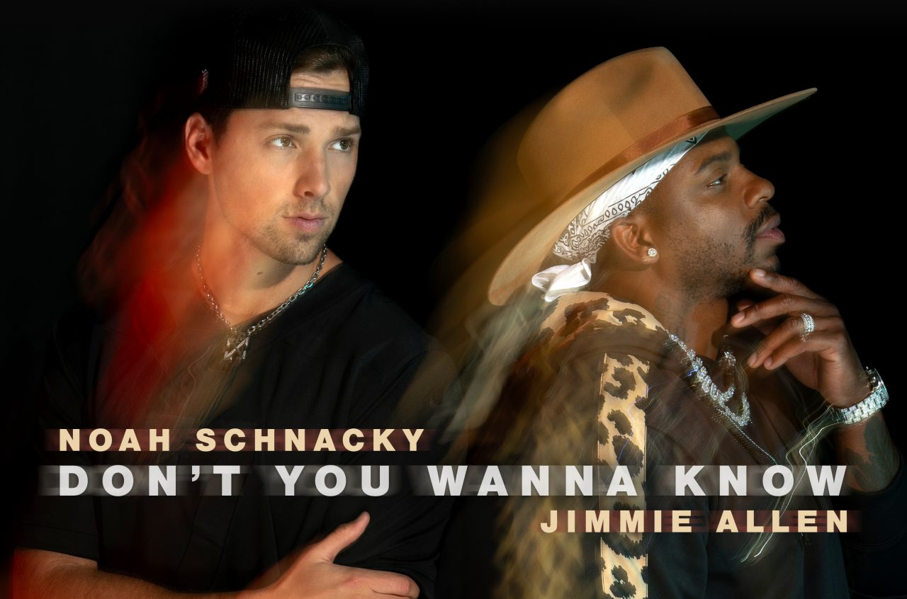 Noah Schnacky Enlists Jimmie Allen For Sprightly, 'Don't You Wanna Know'