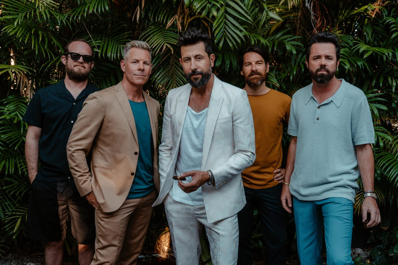 Old Dominion Announce New Album, 'Time, Tequila & Therapy'