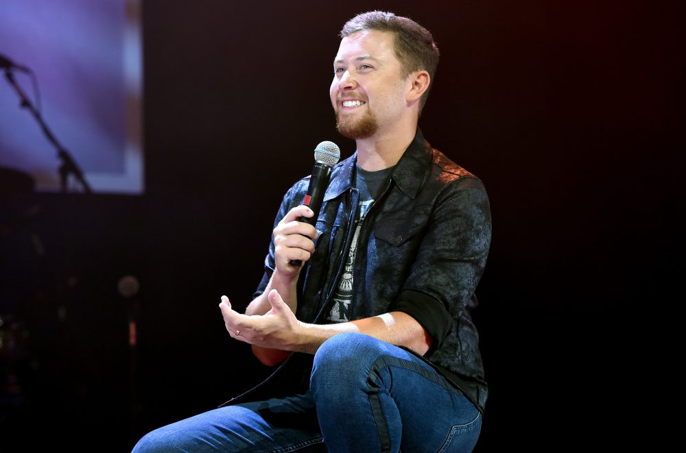 Scotty McCreery Gives Fans an Update on Album Number Five
