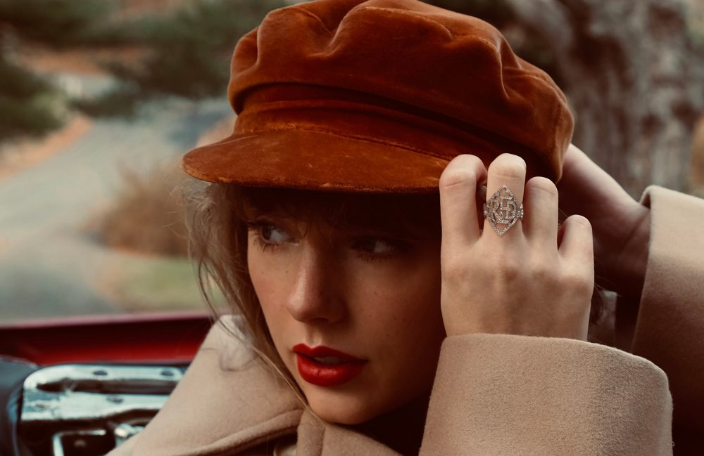 Taylor Swift Teases 'Red' Track List With Coded Messages