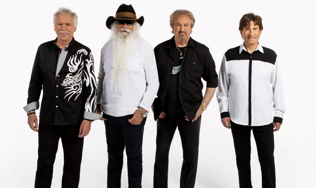 The Oak Ridge Boys Deliver Songs for The Times on 'Front Porch Singin'