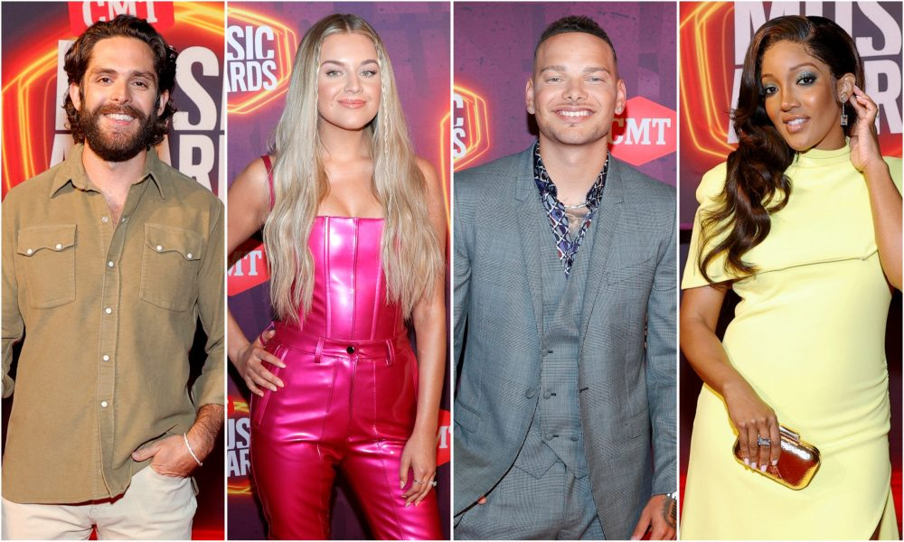 2021 CMT Music Awards: See Country Music's Gorgeous Red Carpet Looks