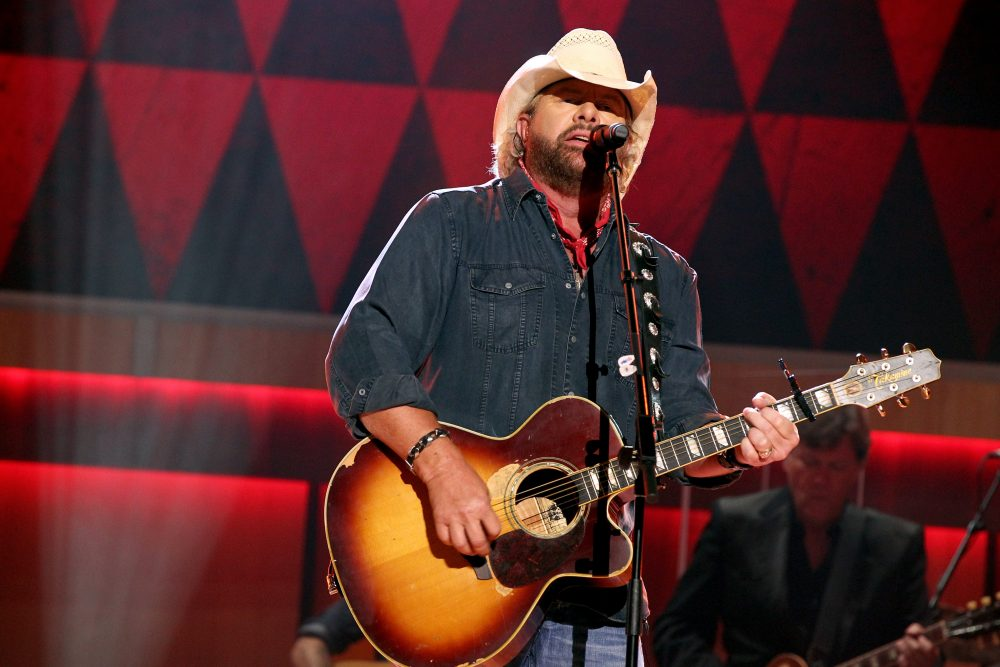 Toby Keith Reveals 2021 Country Comes to Town Tour Dates
