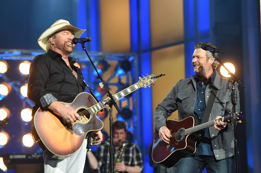 Blake Shelton, Toby Keith Lead 2021 iHeartCountry Festival Lineup