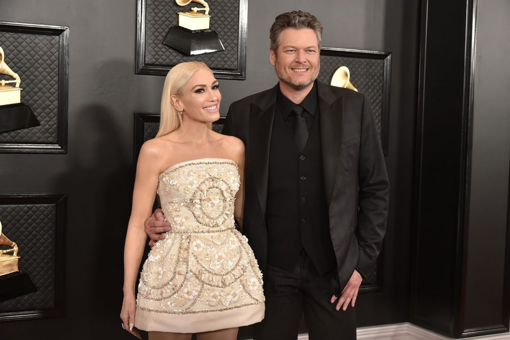Blake Shelton and Gwen Stefani Officially Tie the Knot
