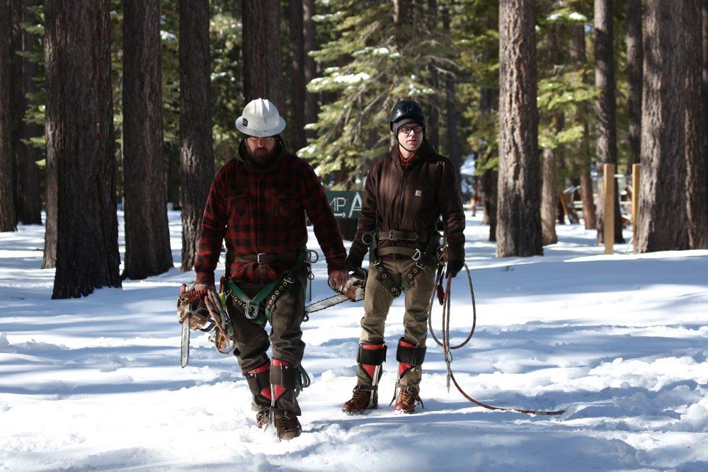 Preview: Bobby Bones Learns to Lumberjack in New 'Breaking Bobby Bones' Clip