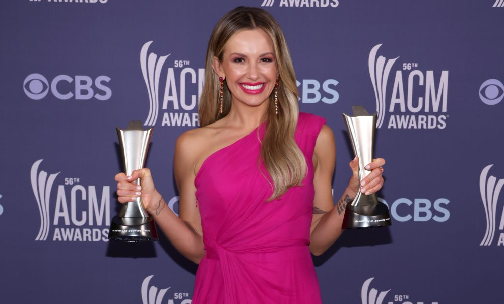 14th Annual ACM Honors to Be Hosted by Carly Pearce, Lineup Revealed