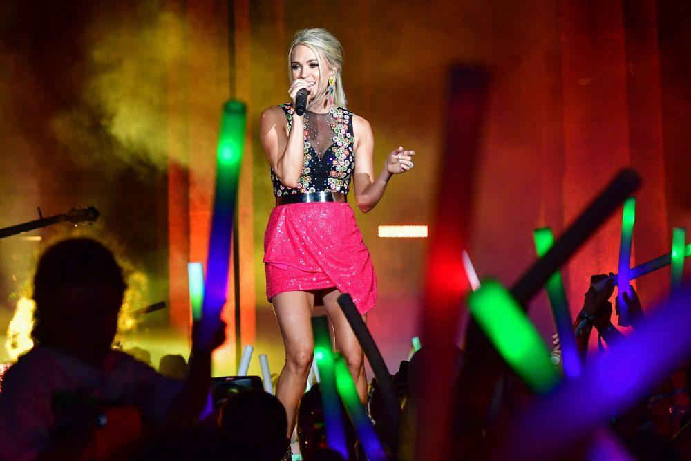 Carrie Underwood Teases Futuristic 'Sunday Night Football' Open
