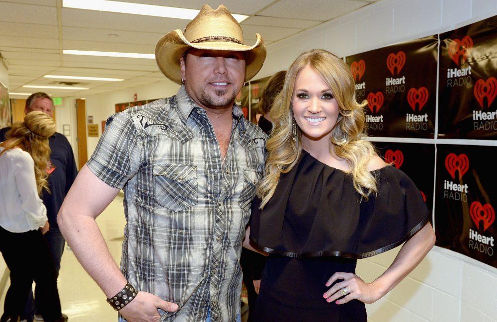Jason Aldean Announces Carrie Underwood Duet, 'If I Didn't Love You'