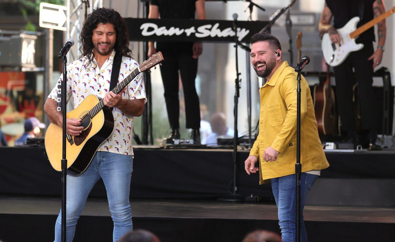 Dan + Shay to Host 'Good Things' Album Release Concert In Nashville