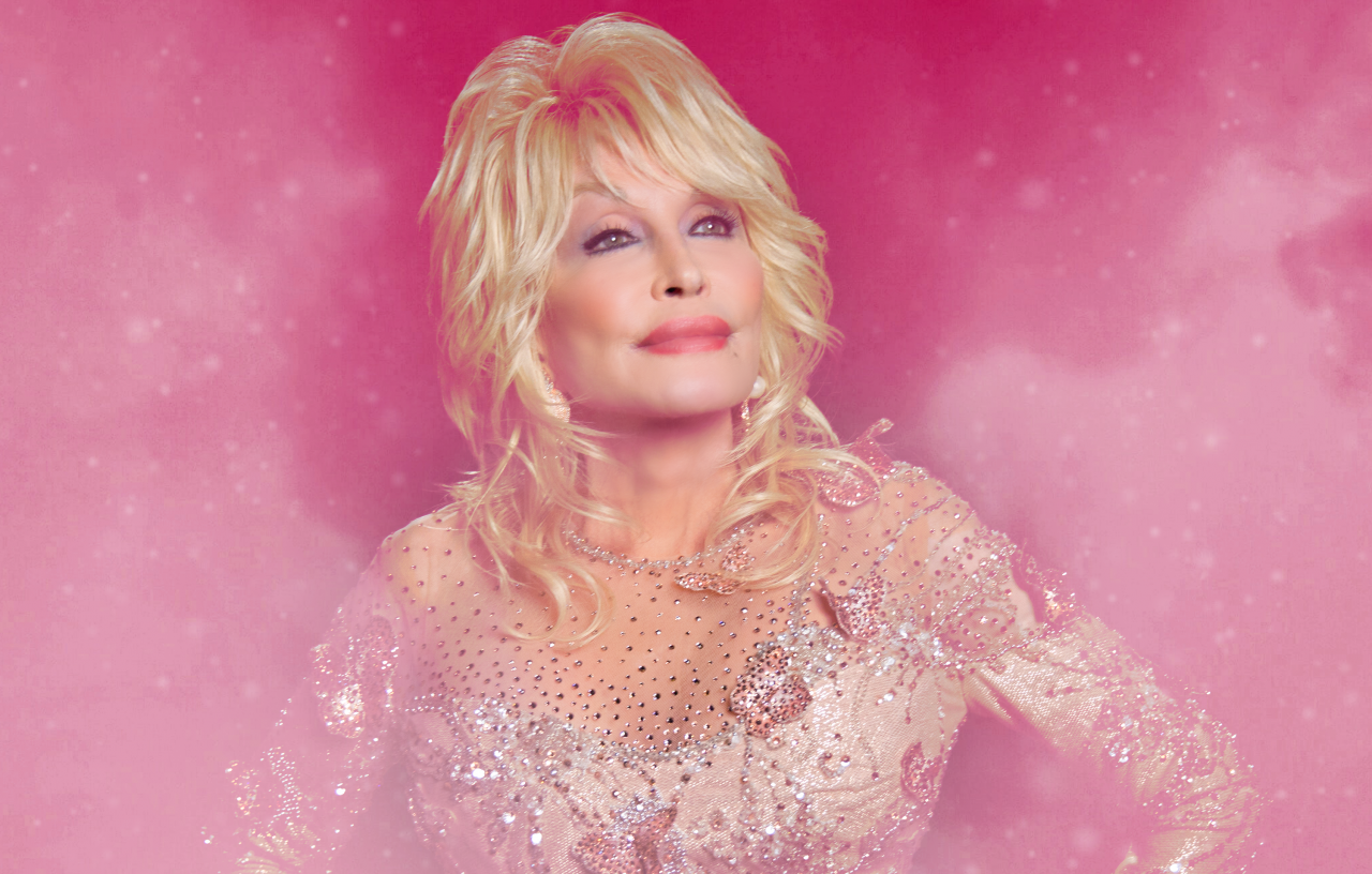 Dolly Parton Wins Emmy for 'Dolly Parton's Christmas on the Square'