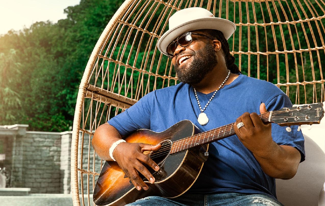Nashville Reggae Star Gramps Morgan Drops 'Positive Vibration'