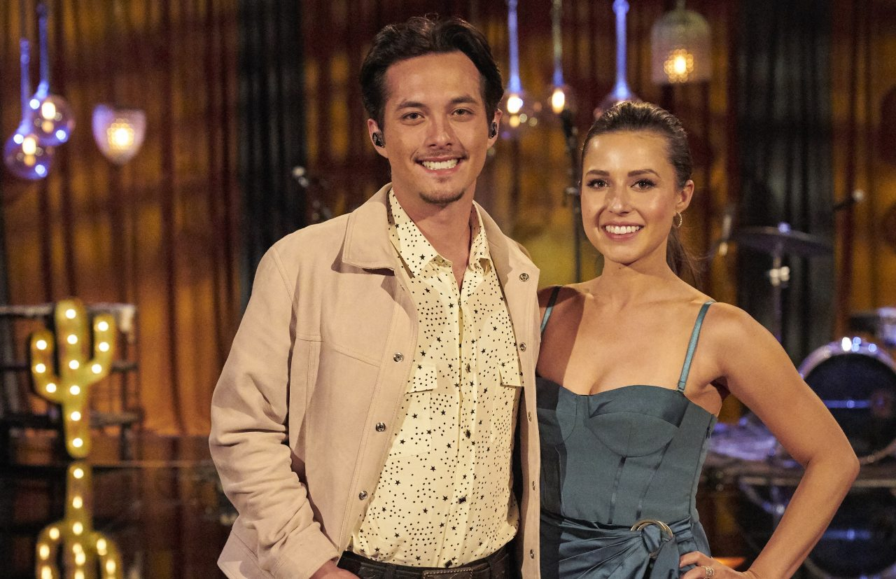 Watch Laine Hardy Perform 'Memorize You' On ABC's 'The Bachelorette'