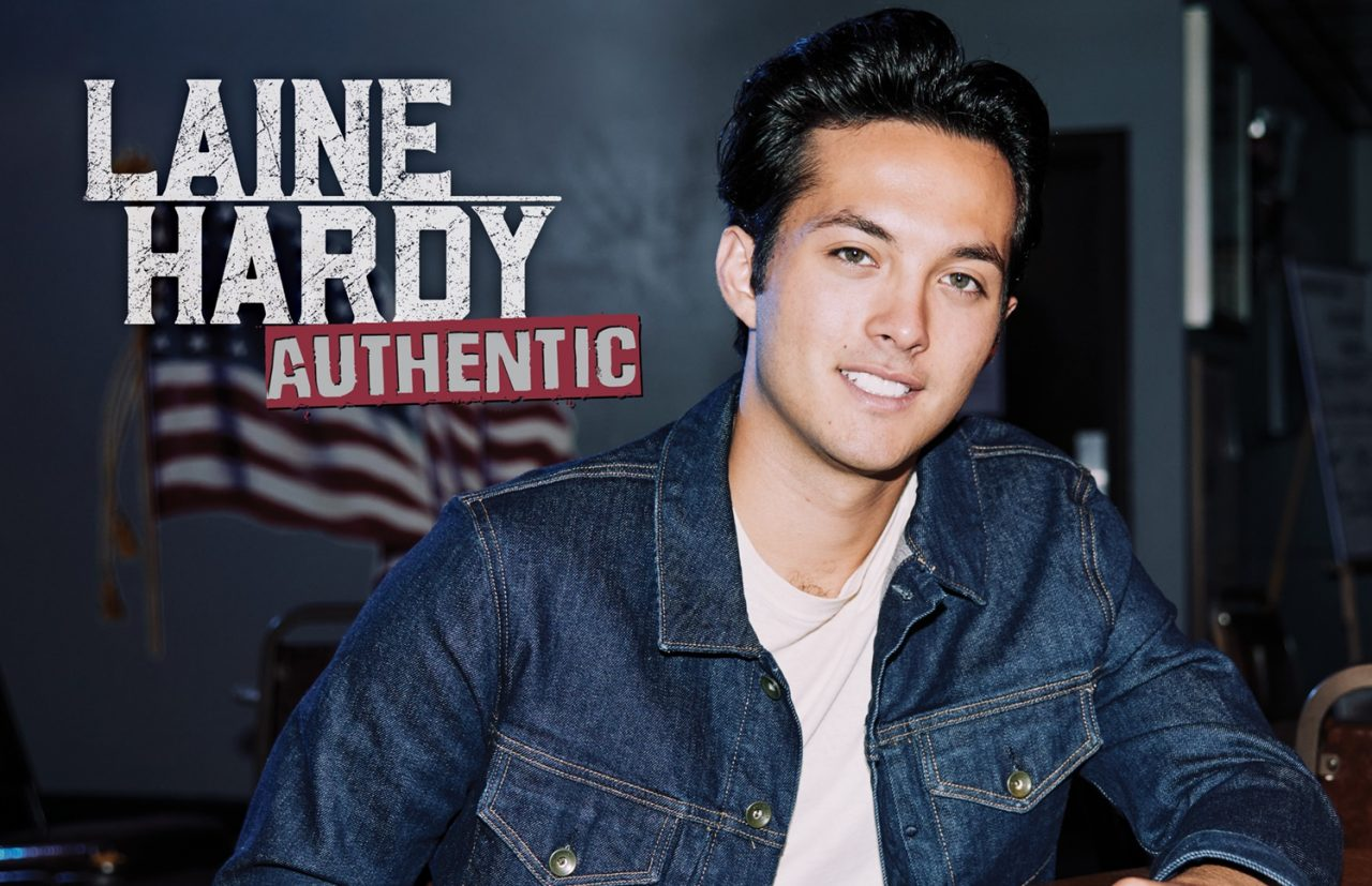 Laine Hardy Digs His Country Roots in New Track, 'Authentic'