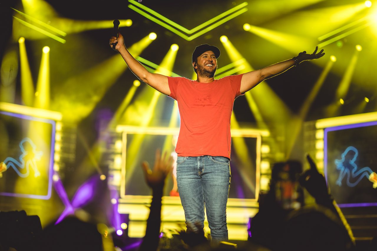Luke Bryan Becomes First Major Country Artist to Resume Touring