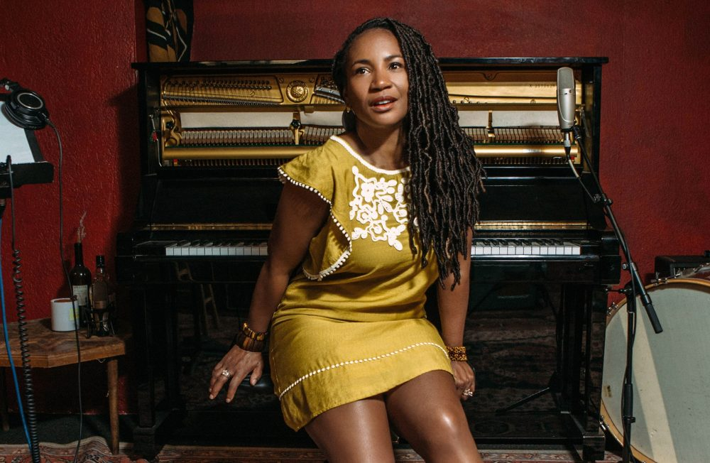 Miko Marks Premieres Soulful Cover of the Classic 'Long Journey Home'