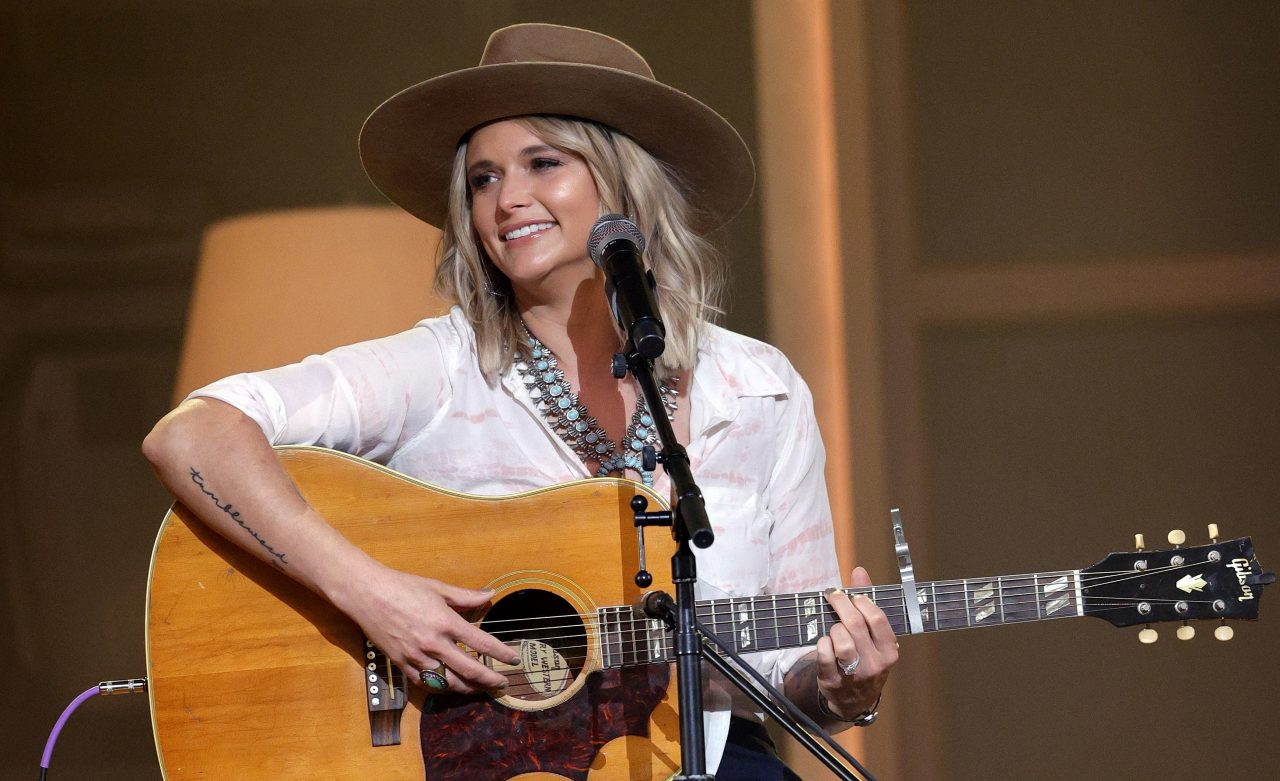 Miranda Lambert Weighs In on Her 'Tequila Does' Remix and 'Harry Potter'