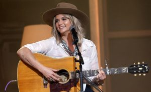 Miranda Lambert Gets 'Gussied Up' for Husband's Birthday
