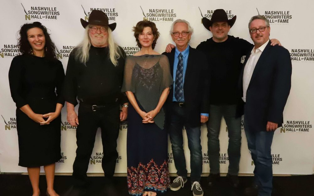 Five Announced To Enter Nashville Songwriters Hall of Fame