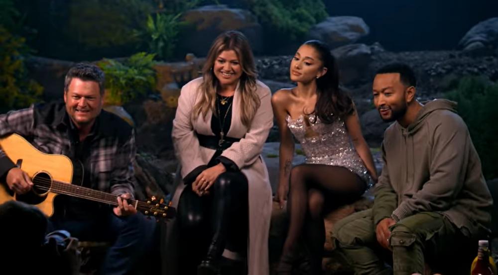 'The Voice' Teases Cozy Campfire Season 21 Promo