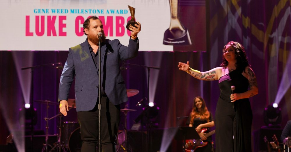 14th Annual ACM Honors Salute Luke Combs, Lady A and More