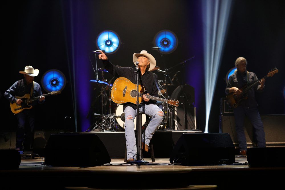 Alan Jackson Honors the Circle of Life in 'You'll Always Be My Baby'