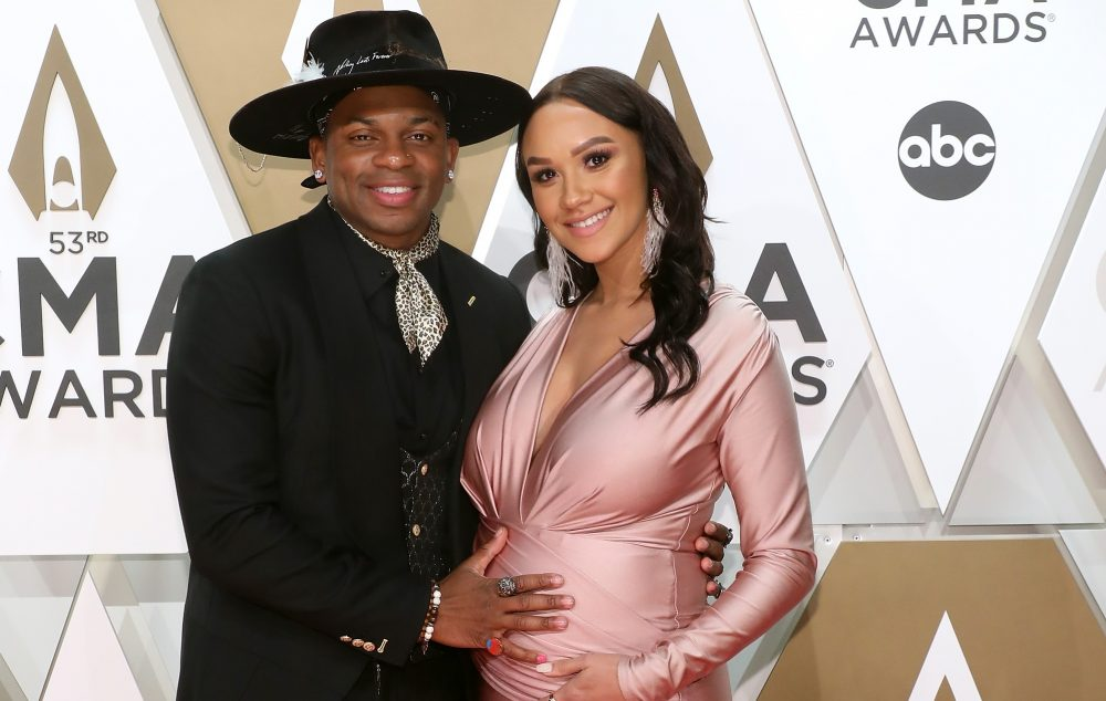 Jimmie Allen and Wife Alexis Welcome Birth of Second Child