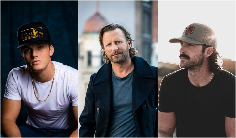 Dierks Bentley, Riley Green and Parker McCollum Turn Down the Temperature on Beers On Me Tour