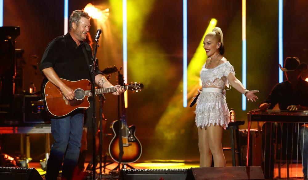 Blake Shelton Wrote Gwen Stefani a Song for Their Wedding Day