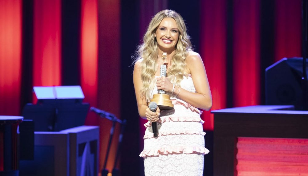 Carly Pearce's Grand Ole Opry Dream is Realized: 'This Literally is the Best Night of My Life'