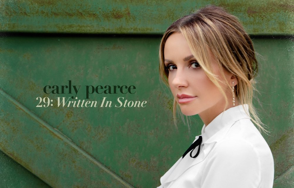 Carly Pearce Expands '29' With '29: Written In Stone' Album