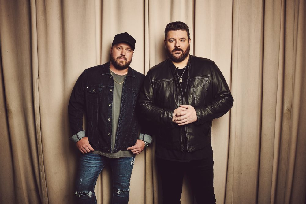 Chris Young and Mitchell Tenpenny Sing 'At the End of the Bar' on 'Today'