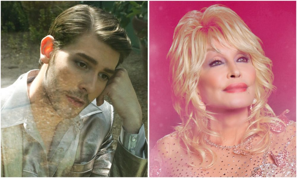 Sam Williams and Dolly Parton Team Up for 'Happy All the Time'