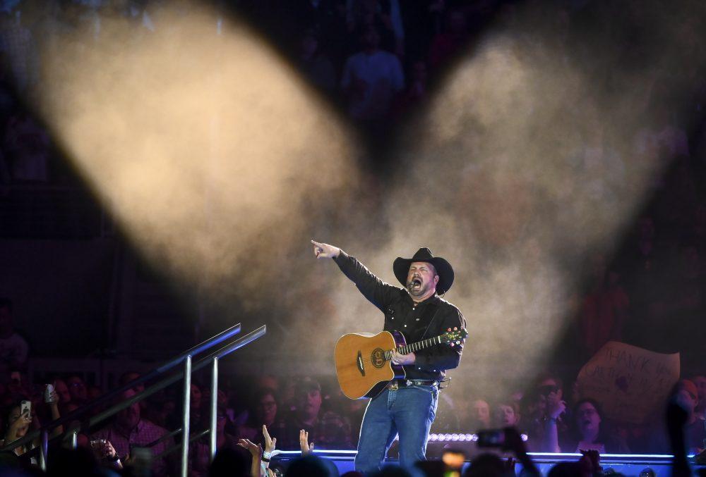 Garth Brooks' Stadium Tour Put On Hold Due to Rising COVID Cases