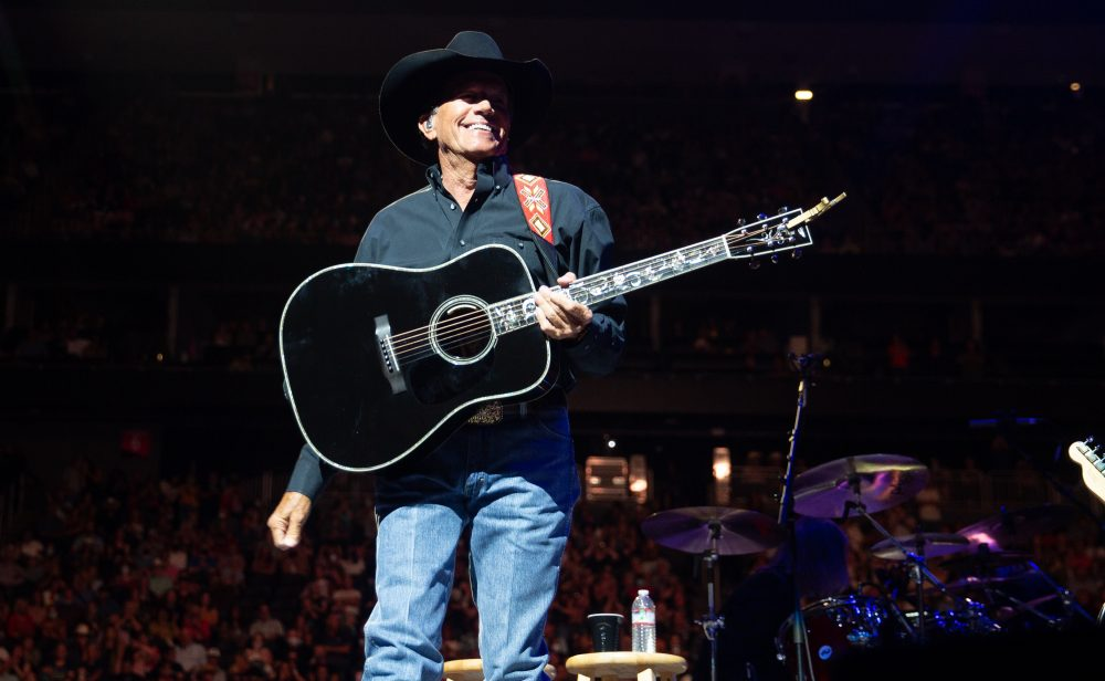 George Strait Adds Additional 'Strait To Vegas' Shows