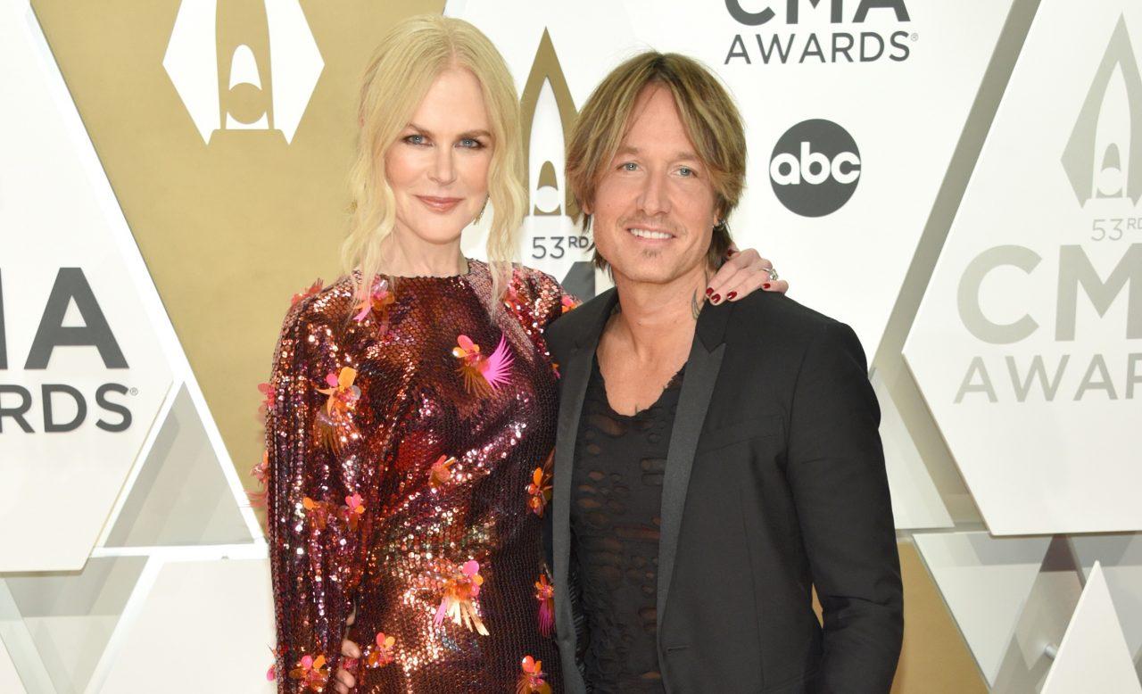 Nicole Kidman On Why Sex Scenes Never Make Keith Urban Jealous