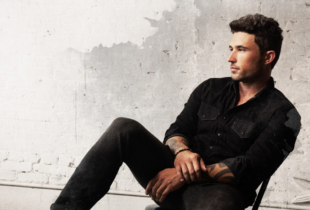 Michael Ray Announces Seven-Track 'Higher Education' EP
