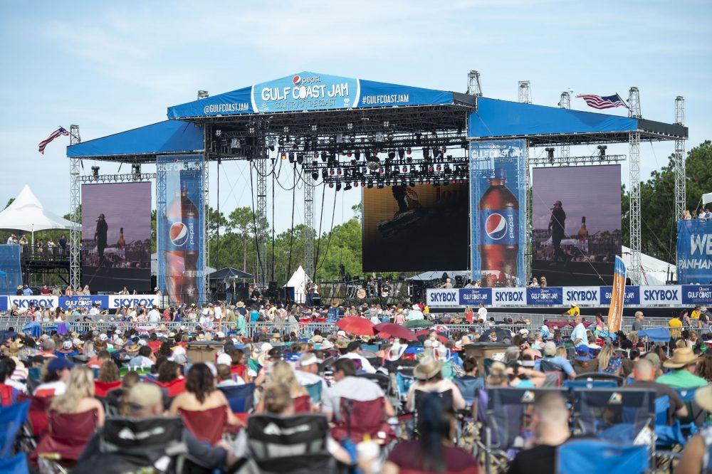 Florida's Gulf Coast Jam Postponed Until 2022 Due to COVID-19