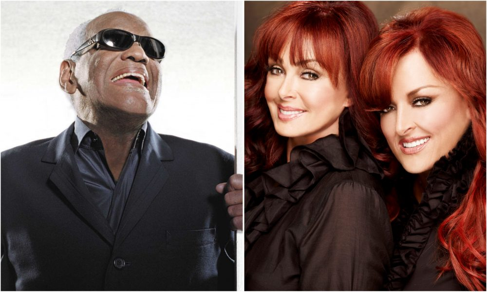 Ray Charles, The Judds, Eddie Bayers and Pete Drake Will Be Newest Inductees to Country Music Hall of Fame